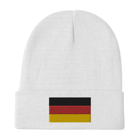 beanie German Flag