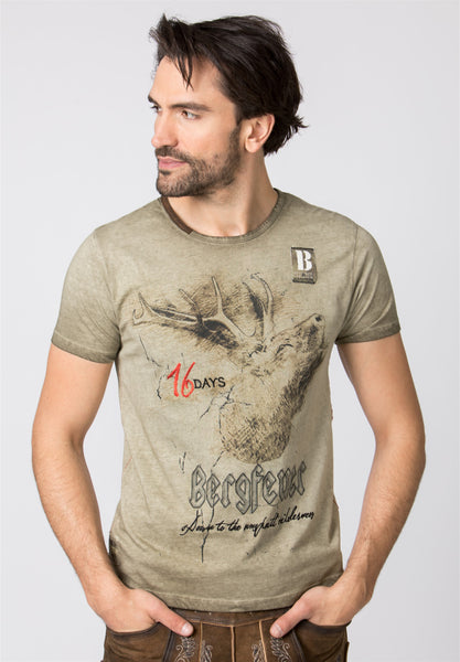 Urschrei Sand Men's T-Shirt