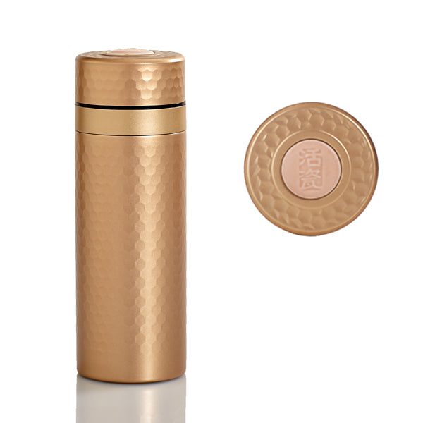 Harmony Stainless Steel Travel Mug with Ceramic core