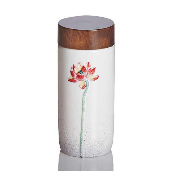 Lotus Beauty Tumbler ( New Arrivals ! )