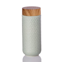 Mountain Armor Pattern Tea Tumbler ( New Arrival ! )