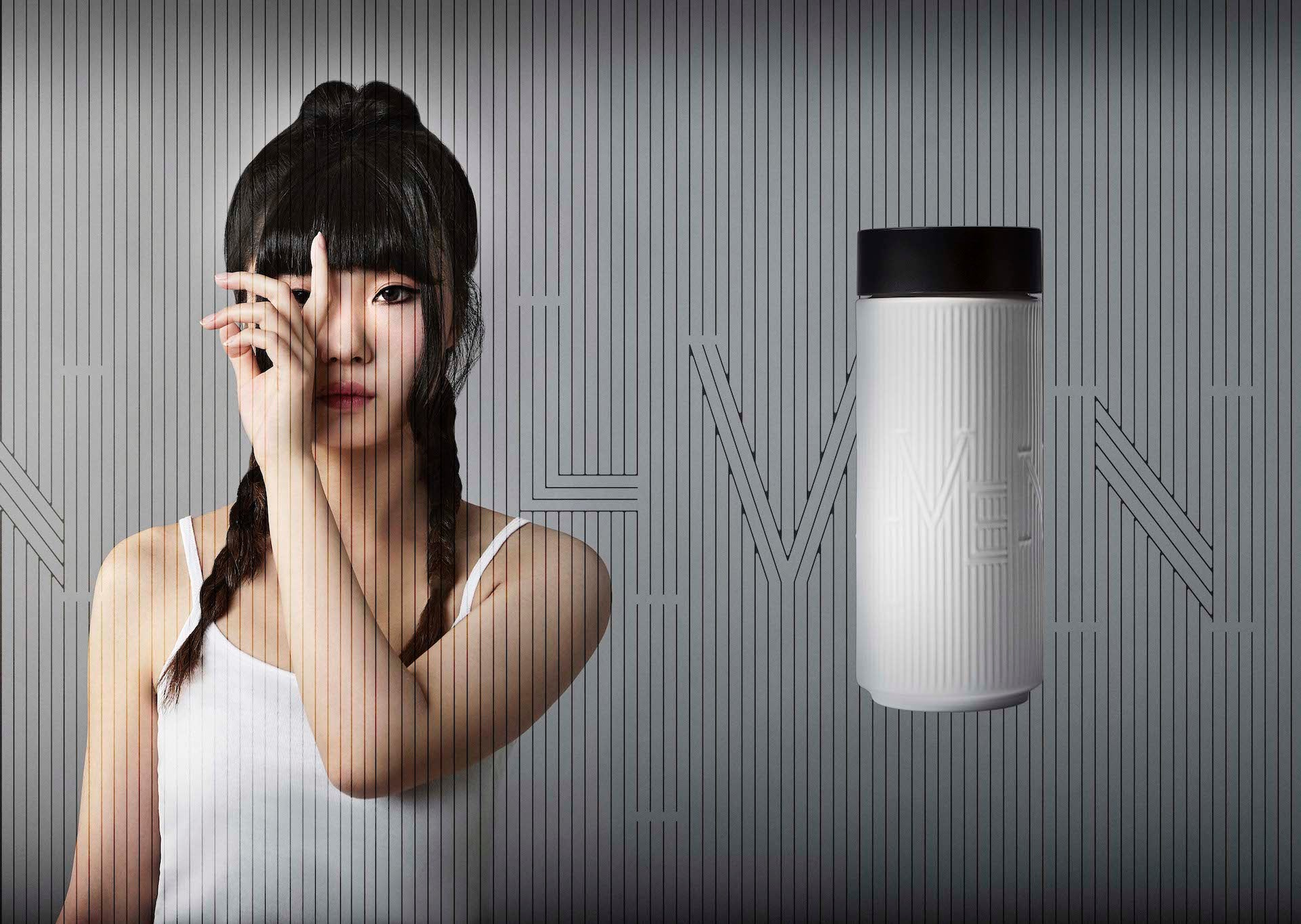 LIVEN Tumbler from MASH-UP Urban Collection ( New Arrival ! )
