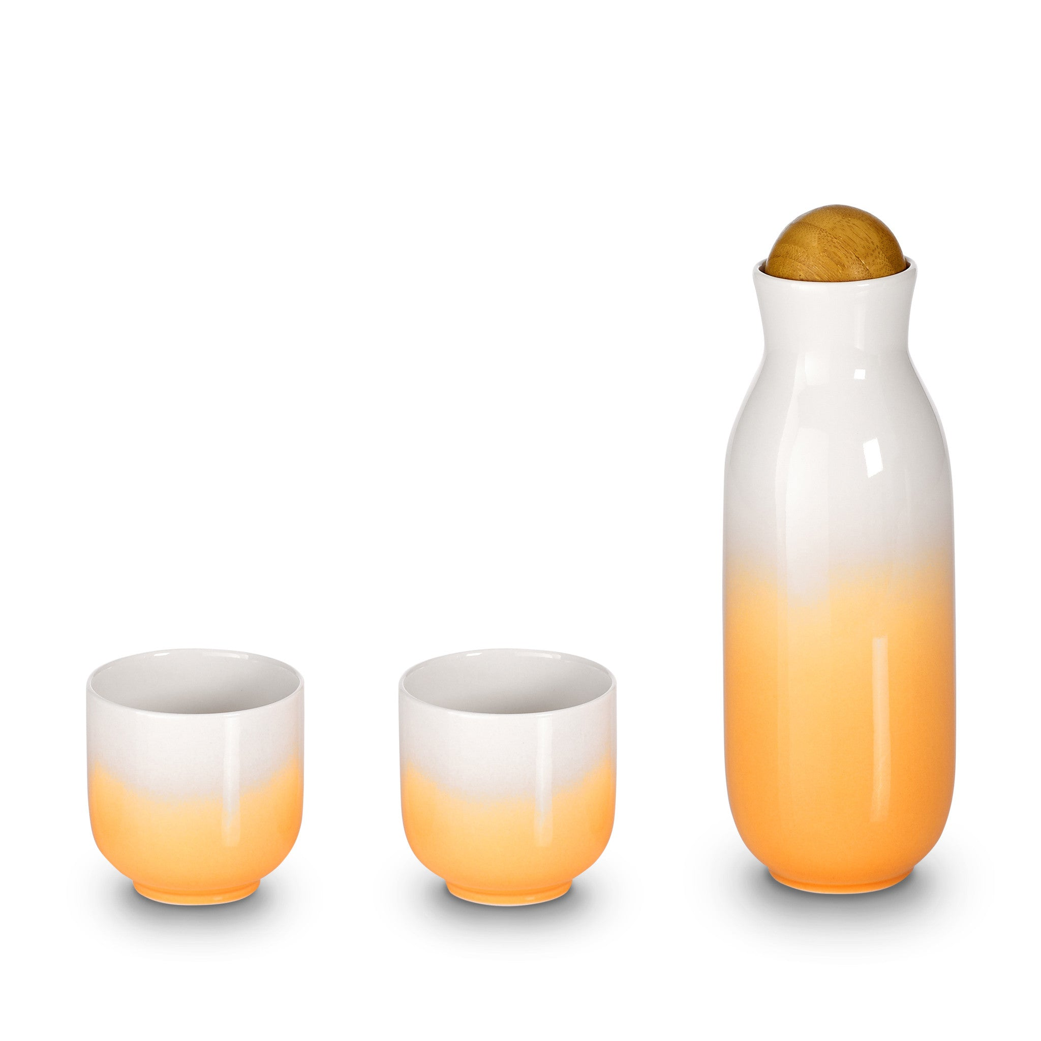 Bloom Carafe Set (Tea Cups)