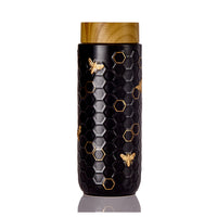 Honey Bee Travel Mug / Gold Large Size (Preorder Now For 20% Off)