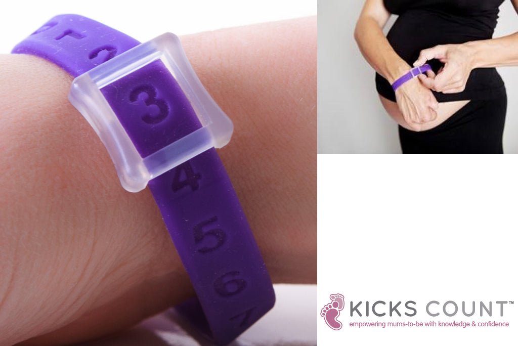 Kicks Count Wristband Giveaway