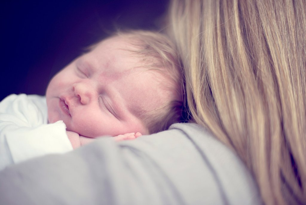 After Childbirth - How to Help Recovery after a Natural Birth