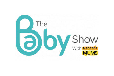 We're going to The Baby Show! Find us on Stand D41 at Olympia, London 19-21 October