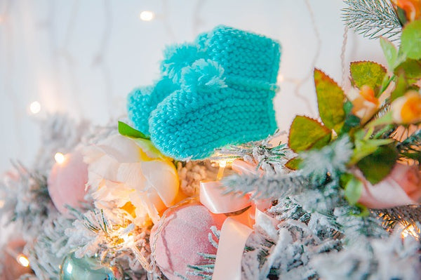 Surviving Christmas with a new baby
