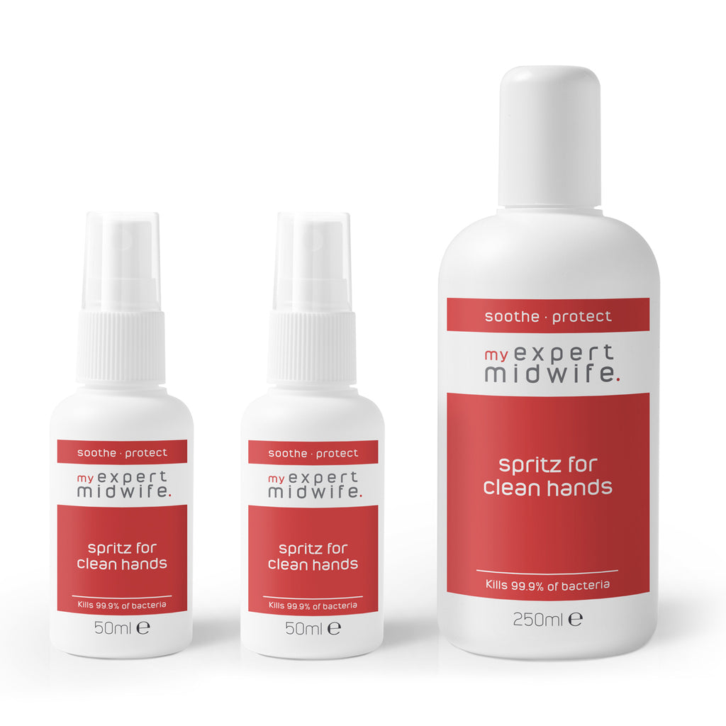 Spritz for Clean Hands Set - SAVE 15%