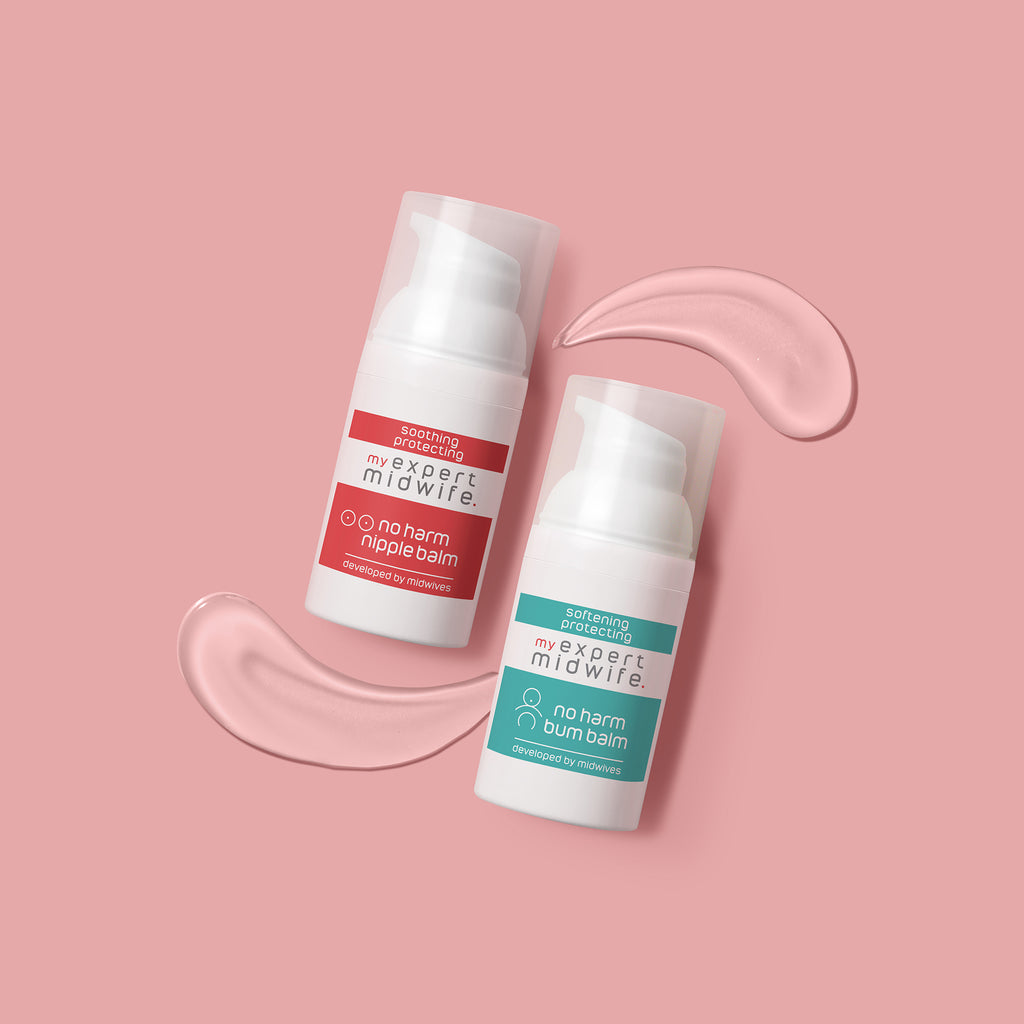 Mum + Baby Balms - save 5%