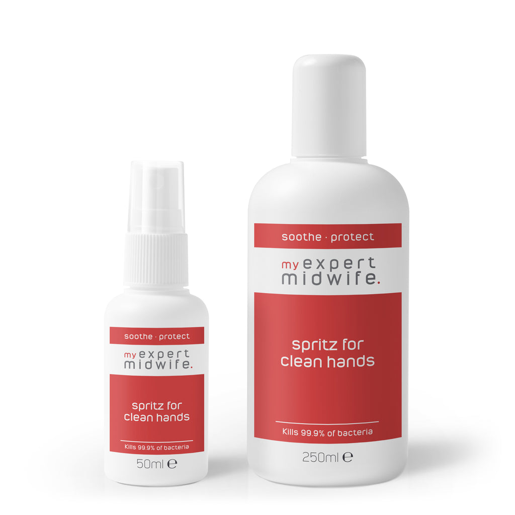 Spritz for Clean Hands & Refill - SAVE 10%