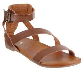 MIA Fidelina Sandal - Cognac @ North72 Boutique