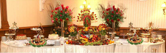 100 Guest Sweet Table