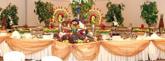 200 Guest Sweet Table