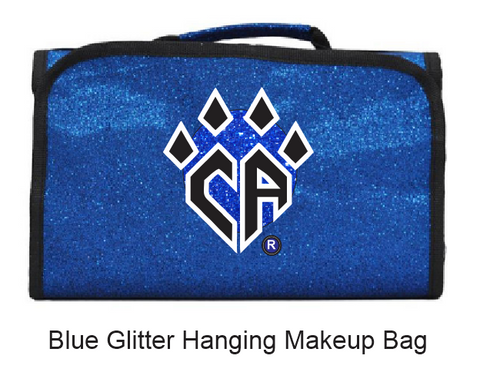 Cheer Athletics Hanging Makeup Bag