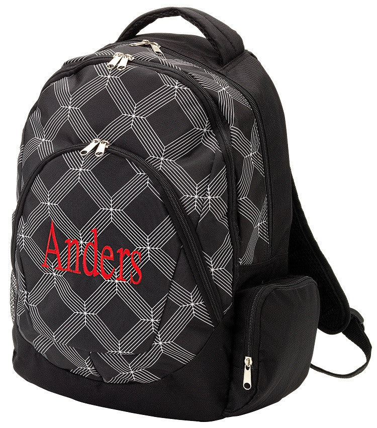 Black Cruz Backpack