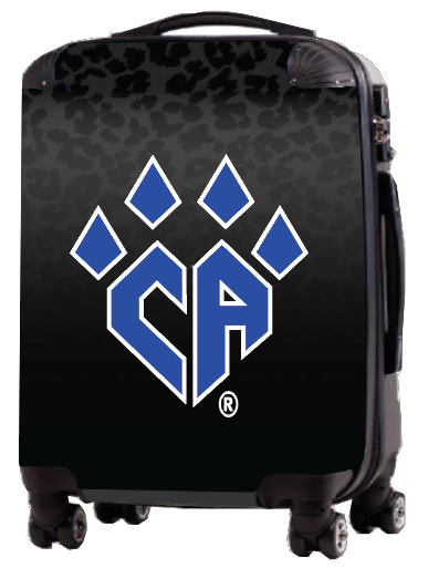 Cheer Athletics Carry On Suitcase