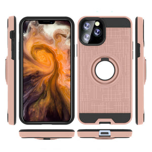 Hybrid Soft TPU iPhone Case For iPhone 11 Series