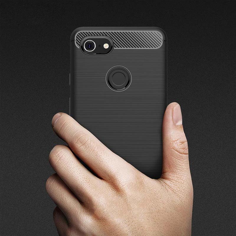 Carbon Fiber Case for Google Pixel 3/3 XL