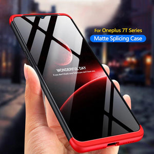 Original 3-in-1 Full Protection Case for Oneplus 7T/7T Pro