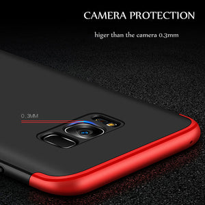 360 Full Protection 3-in-1 Case For Samsung Galaxy S8/S8 Plus