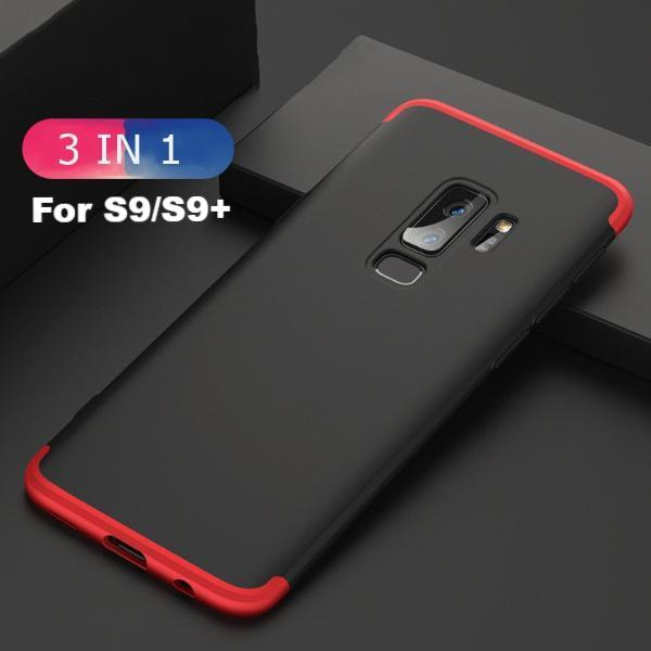 360 Full Protection 3-In-1 Case For Samsung S9/S9 Plus