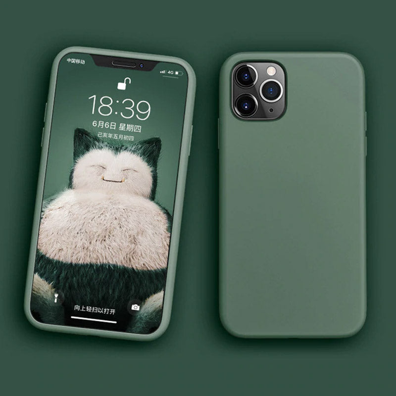 Original Liquid Silicone Case for iPhone 11/11 Pro/11 Pro Max
