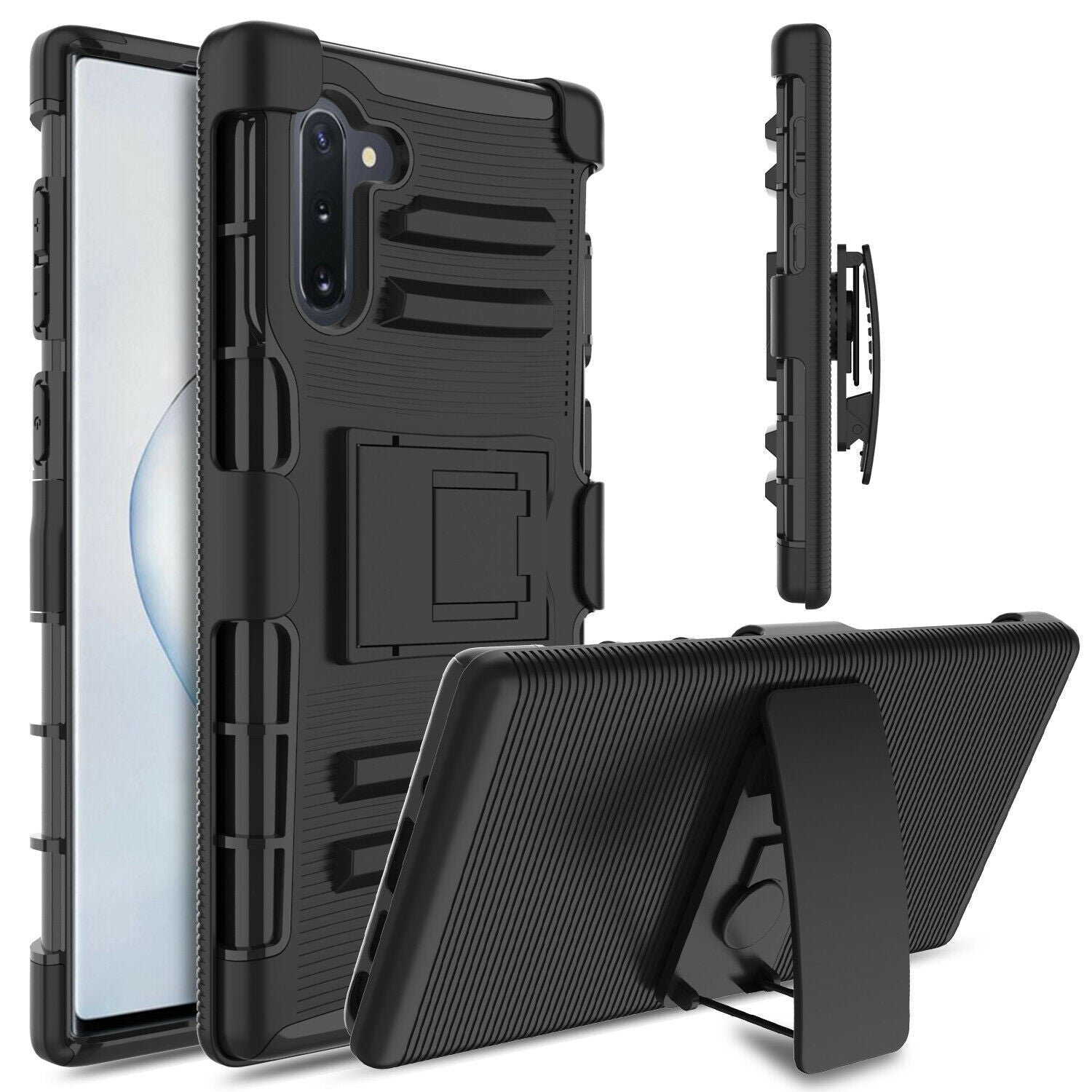 Duty Belt Clip Stand Case For Samsung Galaxy Note 10/ Note 10 Plus