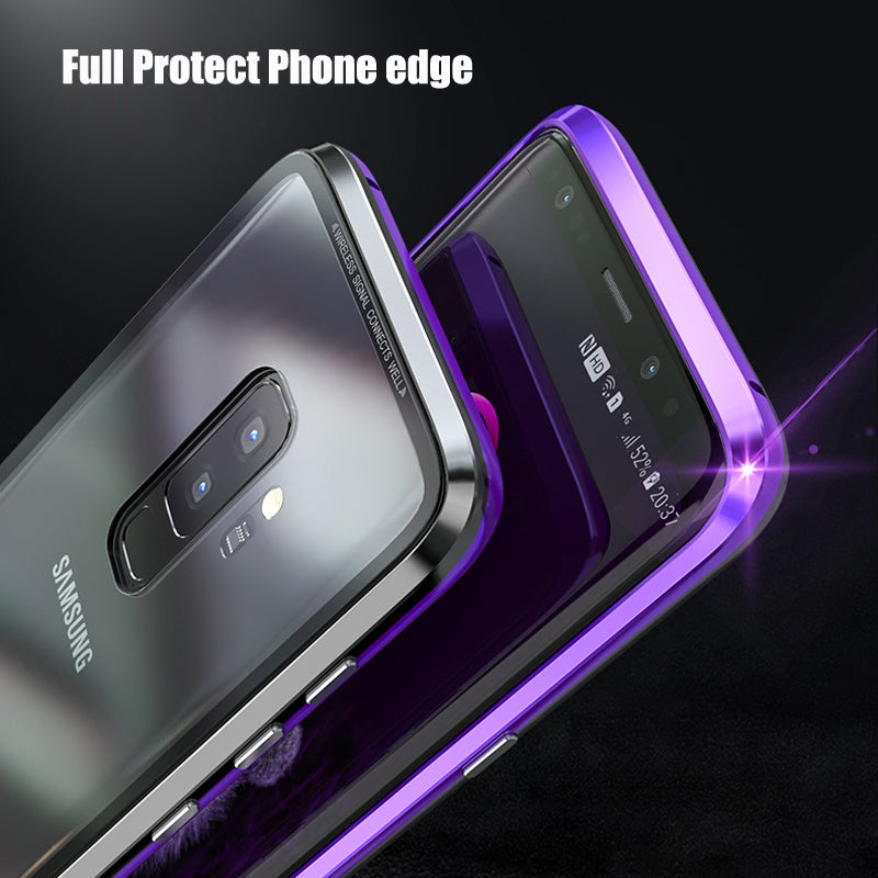 Luxury Magnetic Case For Samsung Galaxy S9/S9 Plus