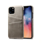 Luxury Card Slot Leather Phone Case For iPhone 11 Series