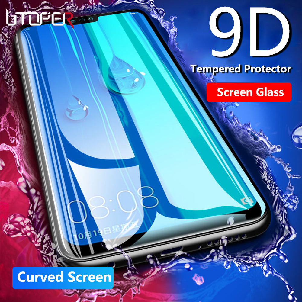 9D Tempered Glass For Samsung Galaxy Series