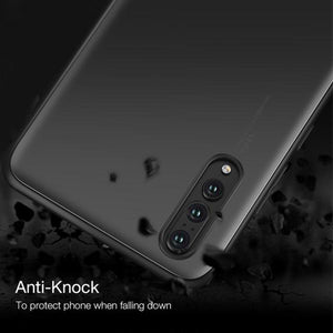 Luxury Soft Silicone Smooth Scrub Case Matte Fashion Phone Cases for Huawei P20/P20 Pro/P20 Lite