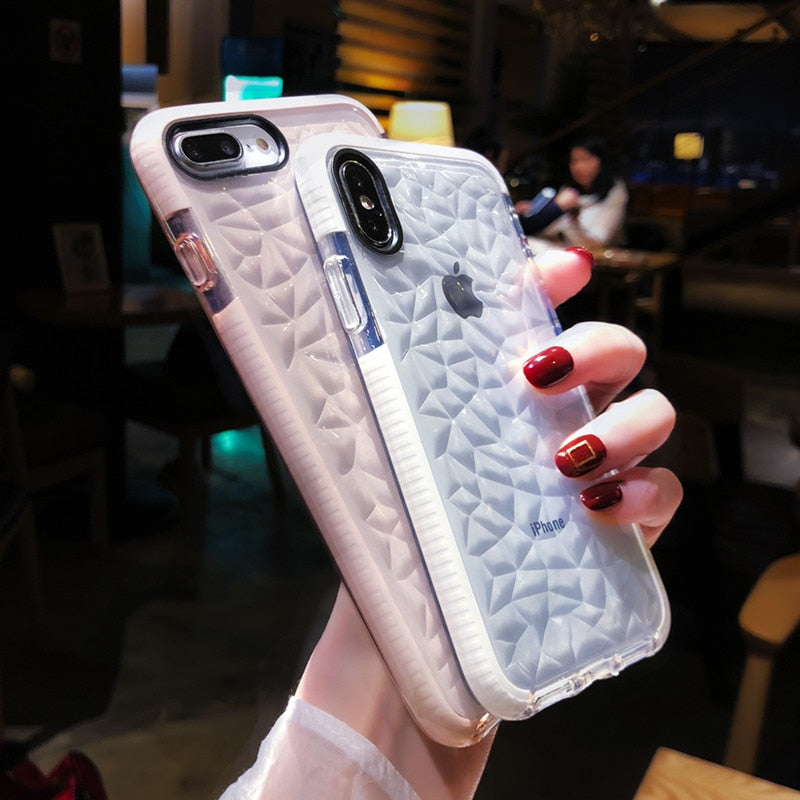 Dual Layers Super Shockproof Fashion Cute Case For iPhone