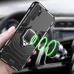 Finger Ring Holder Shockproof Phone Case For Samsung Galaxy Note 10/Note 10 Plus