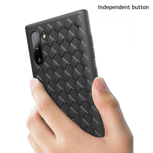 Grid Weave Case For Samsung Note 10/Note 10+