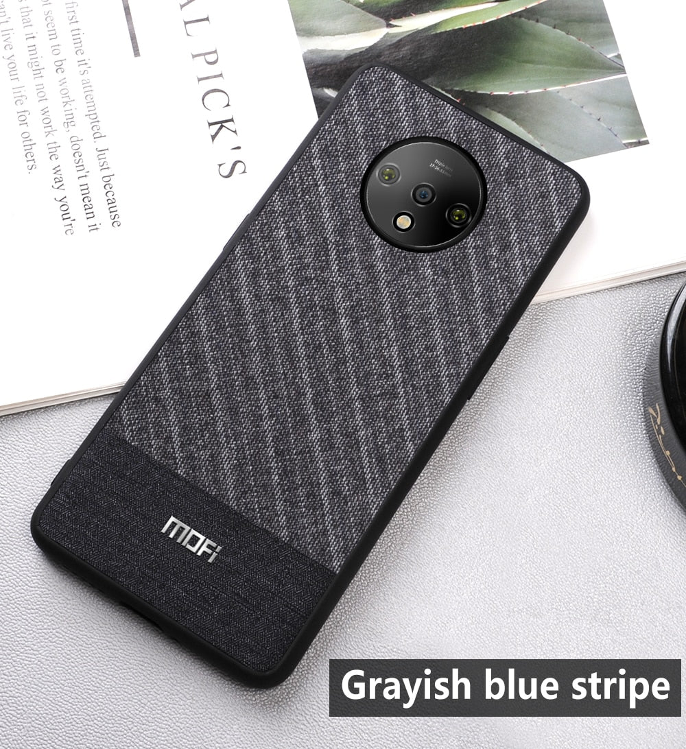 Luxury Fabric Case For Oneplus - 2020 Version