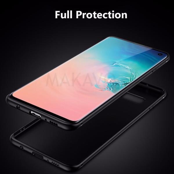 Slim Matte Soft Case For Samsung S10 / S10 Plus / S10e