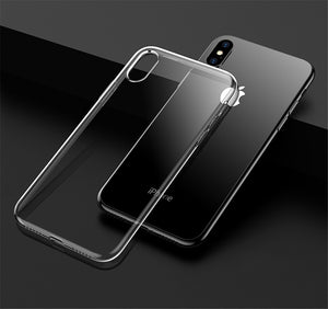 Ultra Thin Slim Fundas Case For iPhone