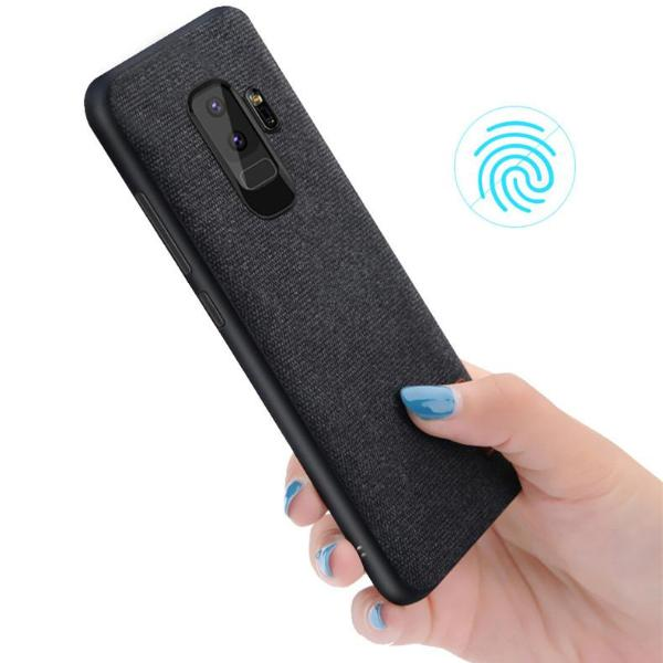 Luxury Fabric Case For Galaxy S9/S9 Plus