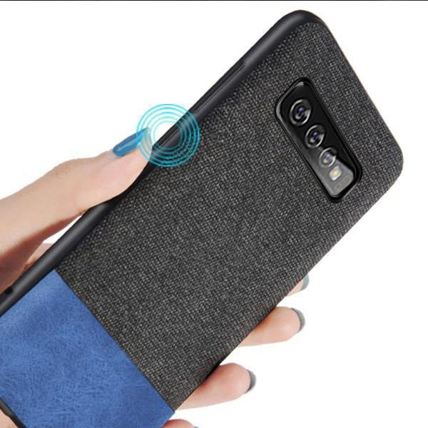 Luxury Fabric Case For Samsung Galaxy S10 / S10+ / S10e