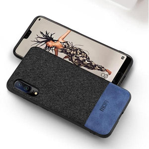 Luxury Fabric Case For Huawei P20