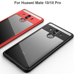 Transparent Protect Back Case For Huawei Mate 10 / Mate 10 Pro