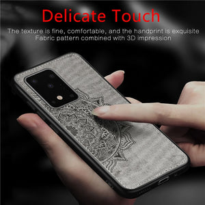 Classic Fabric Case For Samsung S20/ S20 Plus/ S20 Ultra