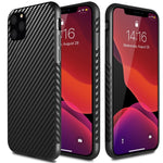Carbon Fiber Ultra Slim Protective Cover For iPhone 11 Series
