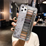 Makeup Eyeshadow Palette Phone Case For iPhone 11 Series