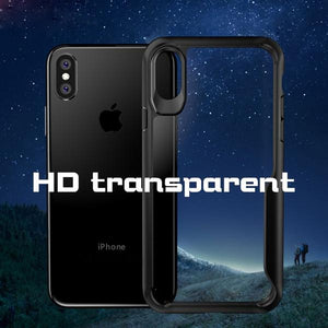 Luxury Shockproof Armor Case For iPhone X/XR/XS/XS MAX