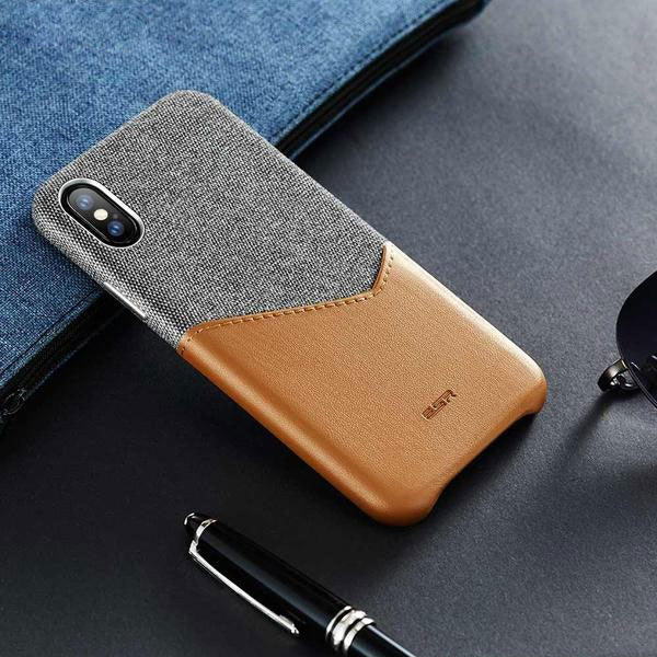 Card Slot Shockproof Case for iPhone X/XR/XS/XS MAX