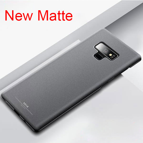 Ultra-thin Matte Case for Samsung Galaxy Note 9