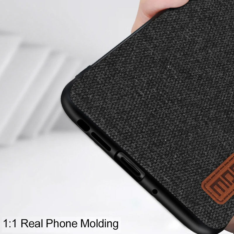 Luxury Fabric Case for Samsung Galaxy Note 10 Series