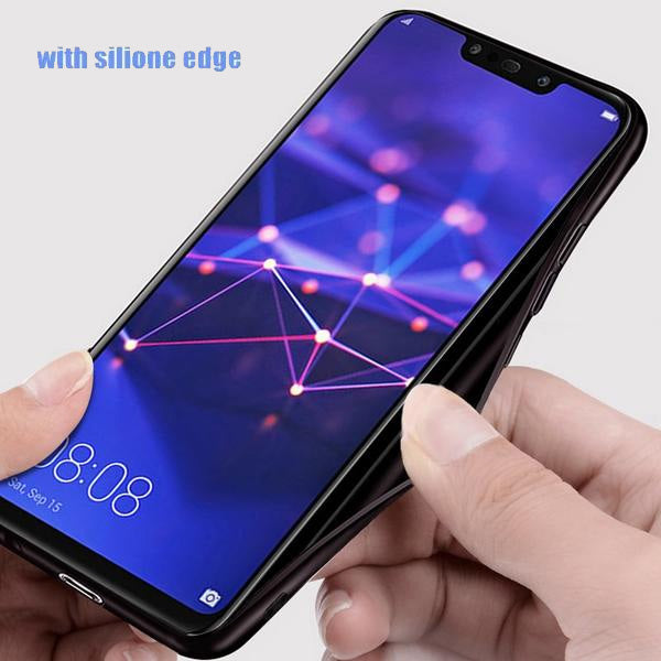 Luxury Fabric Shockproof Case For Huawei Mate 20 Lite